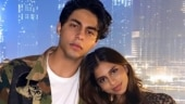 Suhana Khan wishes brother and bestie Aryan Khan happy birthday with adorable pic from Dubai
