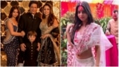 This festive season, take a cue from Suhana Khan's traditional lookbook