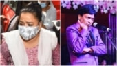 Sunil Pal reacts to Bharti Singh arrest, says wanting to look famous pushed her to drugs