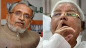 Former Bihar Deputy CM Sushil Modi accuses Lalu Prasad Yadav of trying to 'buy' NDA MLAs