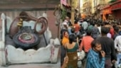 Fact Check: Shivling damaged in Ranchi shared with misleading communal claims
