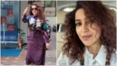 Irritated Tisca Chopra snaps at paparazzi, says please hatiye. Viral video