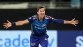 IPL 2020 Final: Marcus Stoinis out on 1st ball, Trent Boult, Mumbai Indians create history