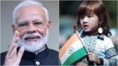 PM Modi is proud of 4-yr-old Mizoram girl for her rendition of Vande Mataram. Viral post