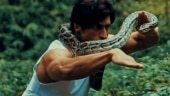 Vidyut Jammwal tries to catch a snake in new video. But there is a twist