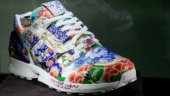 Porcelain sneakers might fetch up to USD 1 million in auction. Viral pics