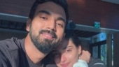 KL Rahul shares pics all the way from Melbourne. Athiya Shetty hearts it