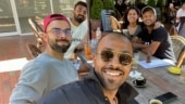 India in Australia: Hardik Pandya, Virat Kohli, KL Rahul and Mayank Agarwal 'out and about in sunny Canberra'
