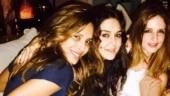 Preity Zinta's flashback Friday includes best friends Sussanne, Ujjwala