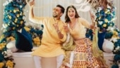 Gauahar Khan and Zaid Darbar kick off pre-wedding festivities with Chiksa ceremony