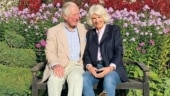 Prince Charles and Camilla are all smiles as they share their 2020 Christmas card