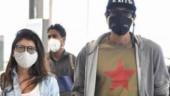 Rana Daggubati jets off to undisclosed location to celebrate Miheeka's birthday