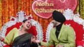 Neha Kakkar and Rohanpreet to relive their wedding days on Indian Idol