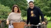 Akshay Kumar wishes wife Twinkle Khanna happy birthday with heartfelt note