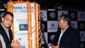 MG Motor India, Tata Power inaugurate maiden 60kW superfast EV charging station in Lucknow