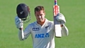 Wellington Test: Henry Nicholls hundred takes New Zealand to 294 for 6 on Day 1 vs West Indies