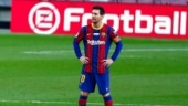 Lionel Messi equals Pele's record of 643 goals for a single club, scores equaliser vs Valencia