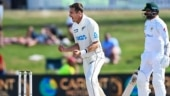 1st Test: Tim Southee gets 300th Test wicket for New Zealand as hosts edge closer to win over Pakistan