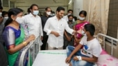 Lead, nickel found in samples collected from Eluru, says AIIMS report; over 120 still in hospital