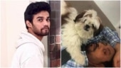 Babil Khan shares throwback pic of dad Irrfan and adorable pooch from Blackmail days