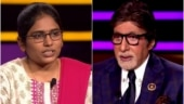 Why Amitabh Bachchan did not call this KBC 12 contestant by her name