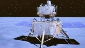 China's Chang'e-5 moon probe begins journey back to Earth after collecting lunar samples