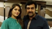 What were Chiranjeevi Sarja's last words to Meghana Raj?