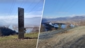 After Utah structure, now mystery monolith in Romania disappears