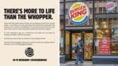 Burger King UK hands over Instagram account to local eateries. Viral post