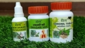 Patanjali's Coronil on sale in London as 'Covid immunity booster' without regulator's approval