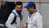Australia vs India: Virat Kohli's reaction to 'miss you MS Dhoni' poster in Sydney goes viral- Me too