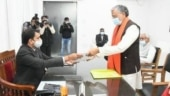 Former Bihar Deputy CM Sushil Kumar Modi files nomination for Rajya Sabha bypoll