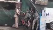 Three CRPF jawans injured in grenade attack in Jammu and Kashmir's Ganderbal
