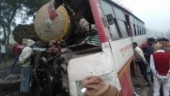 7 killed, 25 injured in truck-bus collision in UP's Sambhal; rescue operation on