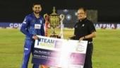LPL Final: Sania Mirza elated as husband Shoaib Malik helps Jaffna Stallions lift title in inaugural season