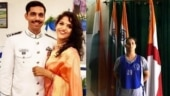 Garima Abrol, wife of late Squadron Leader Samir Abrol, is now Flying Officer with IAF
