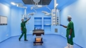 Doctors perform rare double-lung transplant on Covid patient after longest ECMO bridging in India