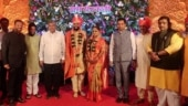 Covid norms flouted at Maharashtra BJP MLA's wedding, Devendra Fadnavis among attendees seen without mask