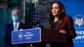 US VP-elect Kamala Harris picks all-woman veteran team for Chief of Staff, NSA, Domestic Policy Advisor