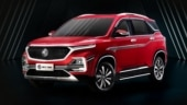 MG Hector facelift expected to be launched in India in January 2021