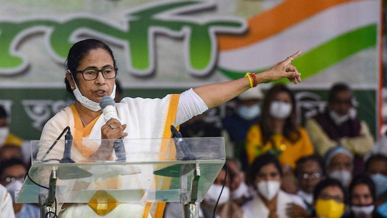 BJP is 'cheatingbaaz' party, Bengal number one in MSME sector, rural roads:  CM Mamata Banerjee - Elections News
