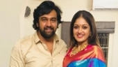 How did Meghana Raj deal with husband Chiranjeevi Sarja's death?