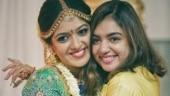 Meghana Raj shares Christmas pic with son. Nazriya reveals his cute nickname
