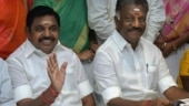 Tamil Nadu CM EPS starts campaign