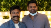 Prabhas and Ram Charan, in one pic, at Dil Raju's birthday bash. Viral, of course