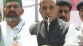 Fact Check: Old clip of Rajnath Singh addressing farmers passed off as support to ongoing stir