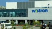 What triggered the vandalism at Wistron iPhone facility