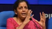 No amount of govt intervention adequatefor Covid-hit economy: Nirmala Sitharaman