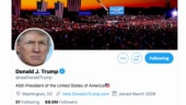 Donald Trump once used MAGA2020 as Twitter password and his account was breached