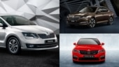 Skoda Rapid, Superb, Octavia RS 245 prices to increase up to 2.5 per cent from January 1